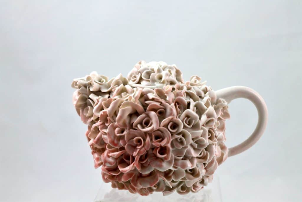 Rose Teapot_Large_2020