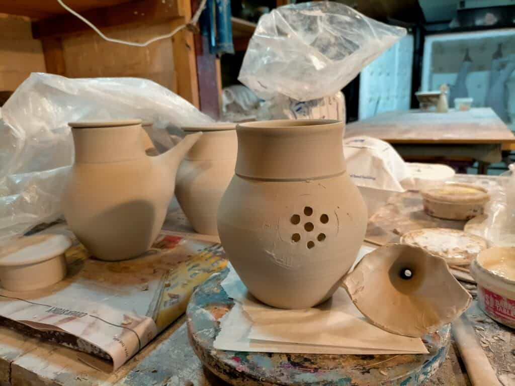 Pottery - Coffee cup